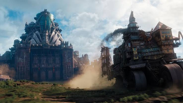 Mortal Engines DVD Release Date