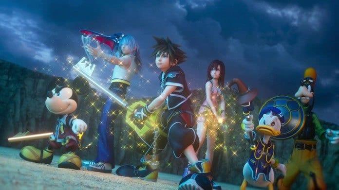 Kingdom Hearts 4 Release Date