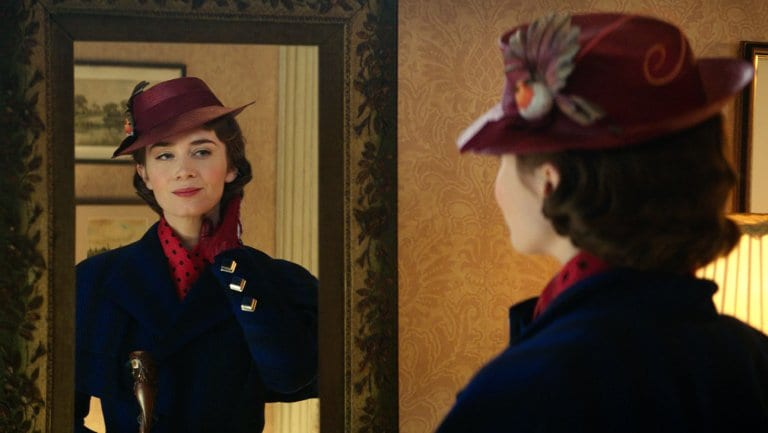 Mary Poppins Returns: DVD