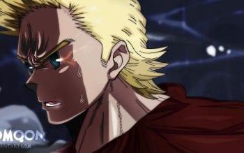 My Hero Academia Chapter 217 Raw