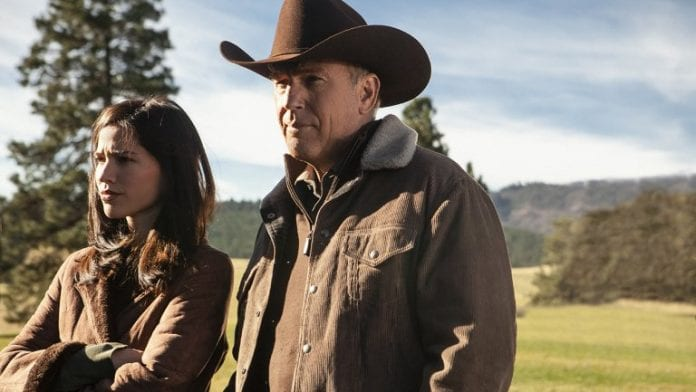 Yellowstone Season 2 Air Date