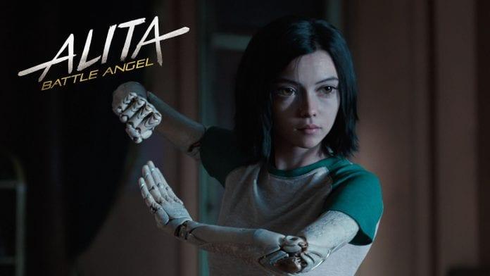 Alita Battle Angel 2