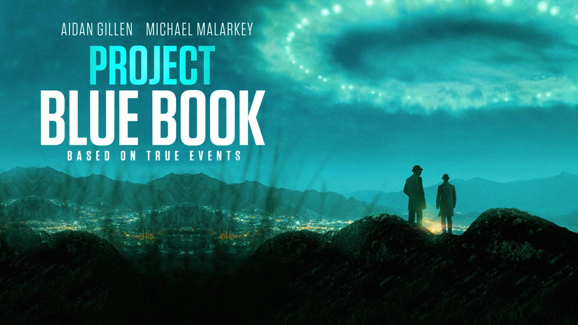 Project Blue Book Season 2