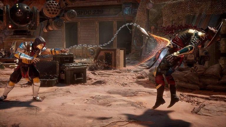Mortal Kombat 11 Release Date