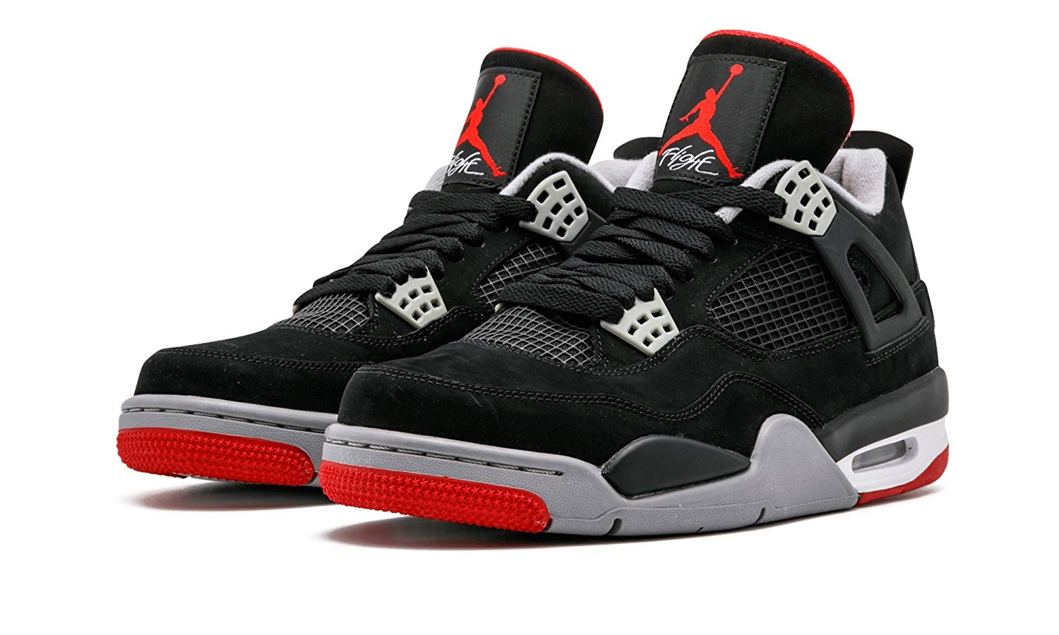 quality design cb4a3 07d4a Home News Air Jordan 4 Bred (2019)  Release Date, Photo, And Details. Bred  4 2019