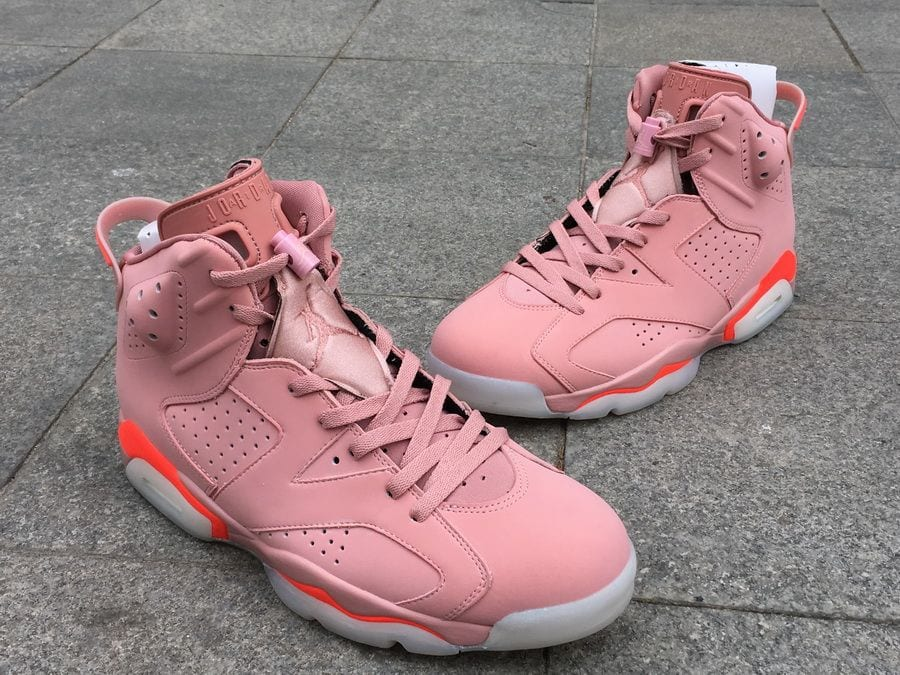 on sale d4107 e89f7 Aleali May x Air Jordan 6: Release Date And Price ...