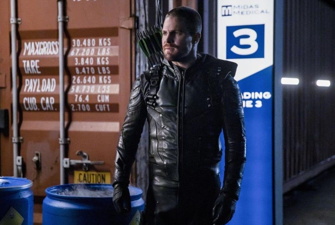 Arrow Season 7 Episode 17