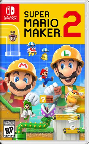 Super Mario Maker 2 Release Date