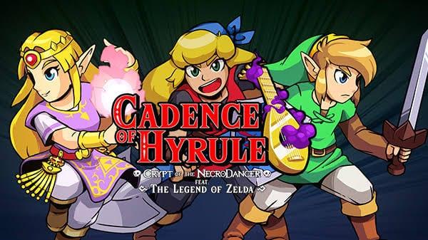 Cadence Of Hyrule