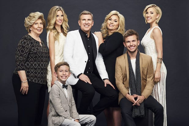 Growing Up Chrisley Release Date