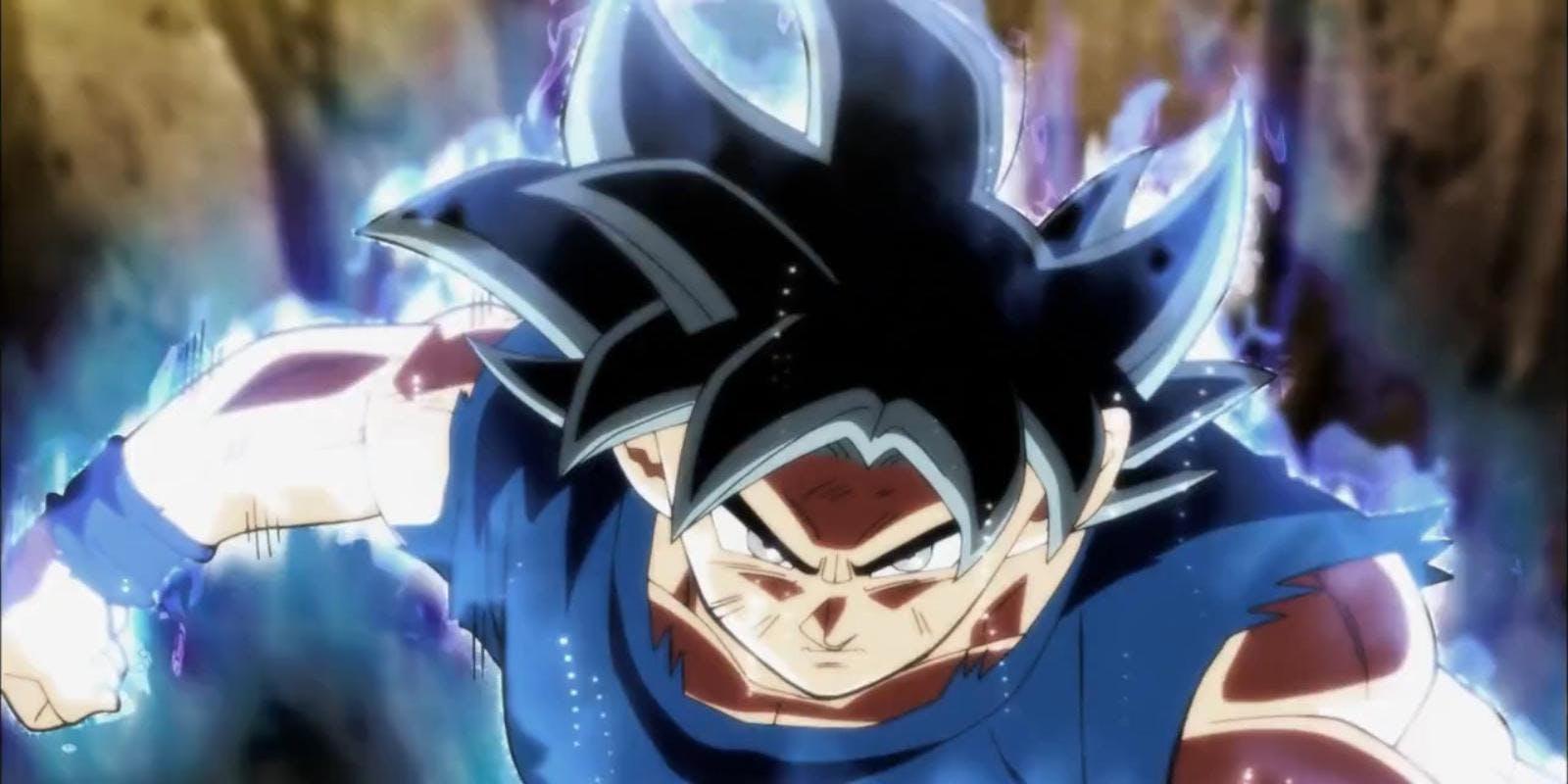 Dragon Ball Super Chapter 46 Goku vs Moro