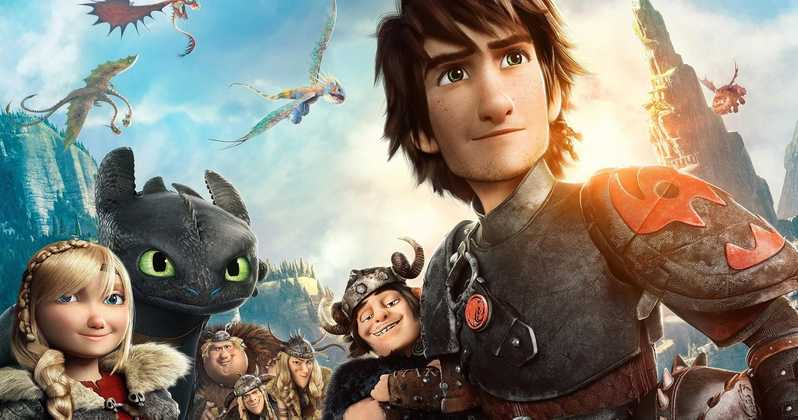 How To Train Your Dragon 3 DVD update