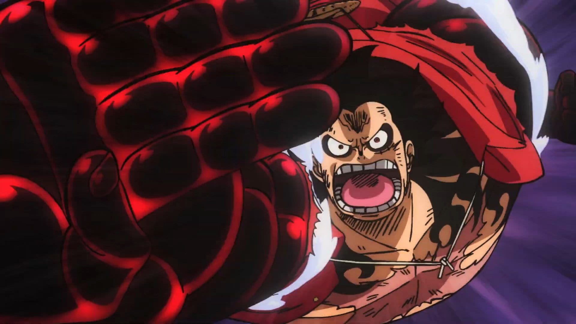 One Piece Stampede Douglas Bullet