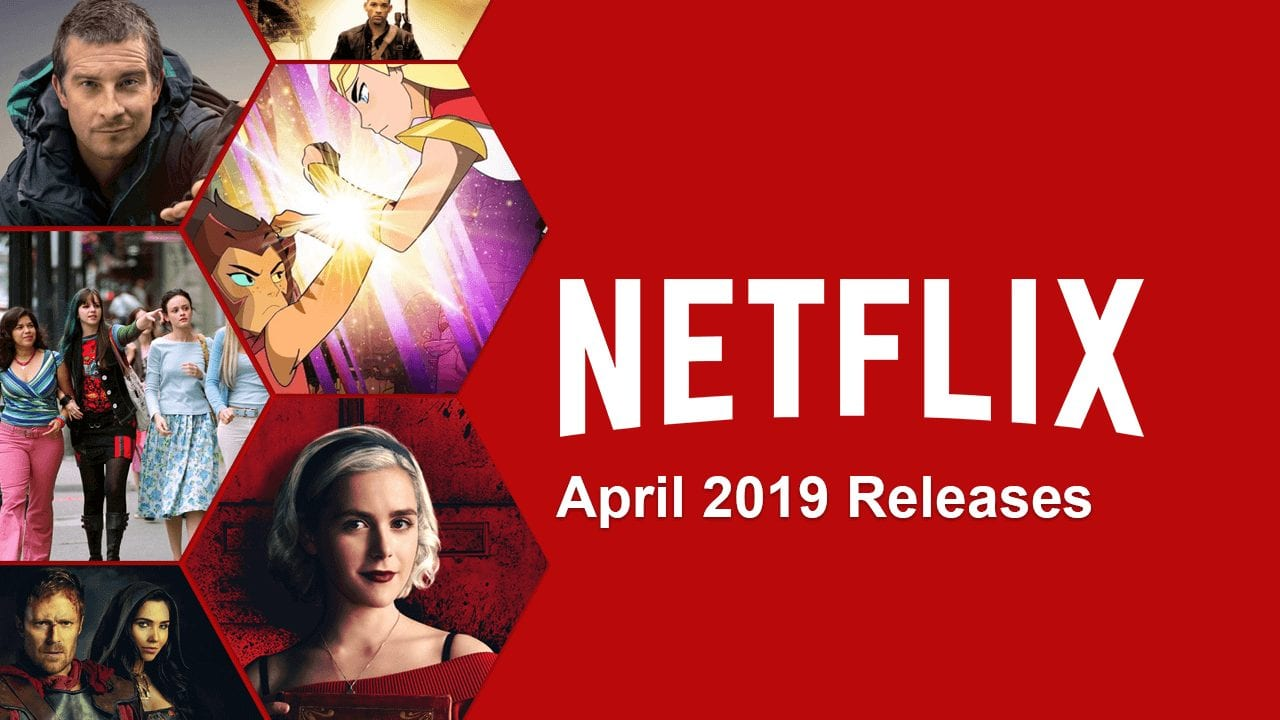 April Netflix