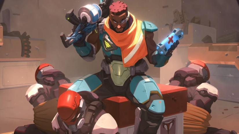 Overwatch Baptiste update