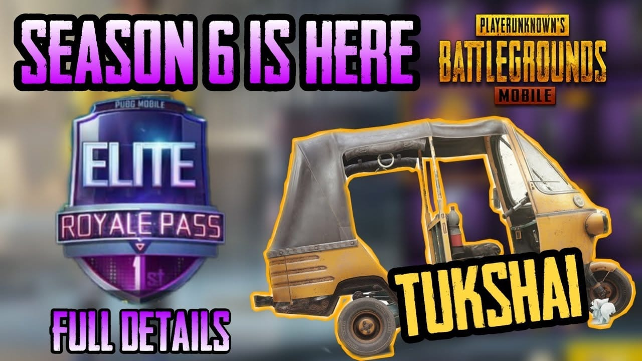 PUBG Mobile Season 6: Release Date, Royale Pass, Leaks, And Features