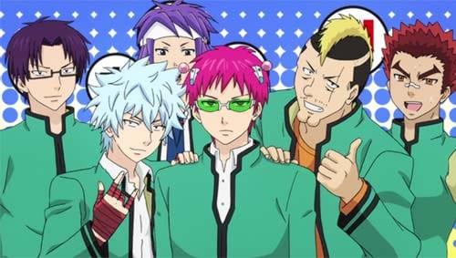 The Disastrous Life Of Saiki K Season 3 Anime