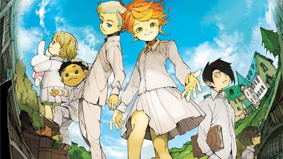 The Promised Neverland Chapter 154 update