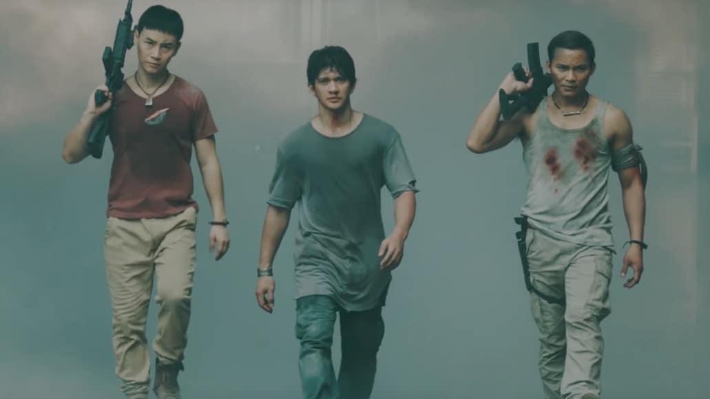 Triple Threat Movie Release