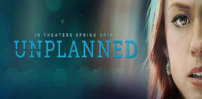 Unplanned Movie update