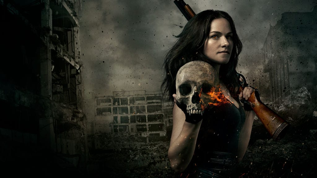 Van Helsing sezon 4