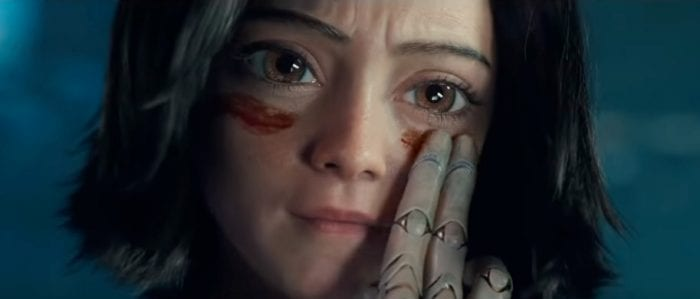 Alita Battle Angel 2 update