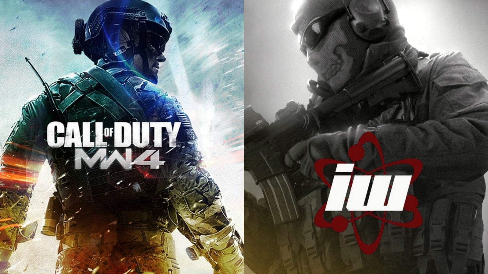 Call of Duty Modern Warfare 4 update