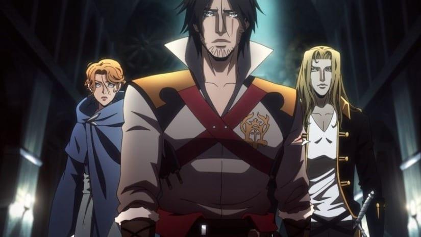 Castlevania Season 3 update