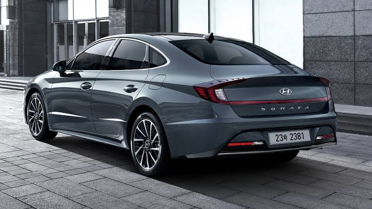 2020 Hyundai Sonata update Specifications Price