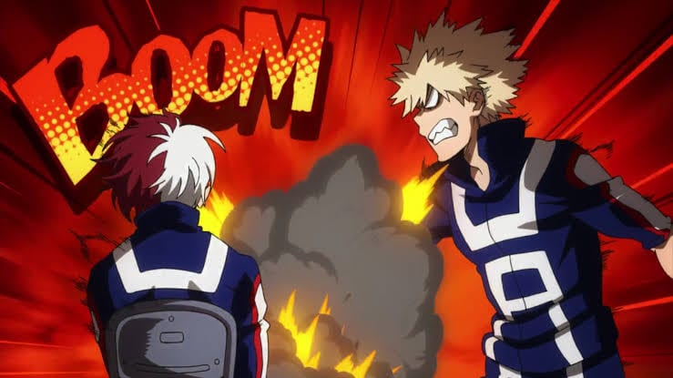 Boku no Hero Academia Chapter 219