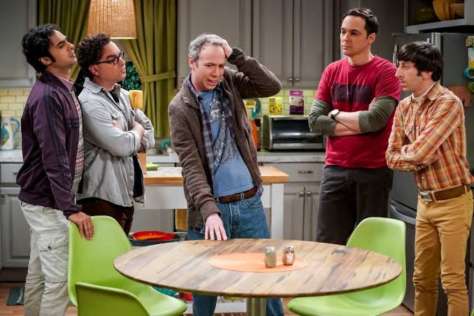 The Big Bang Theory Season 12 Episode 17