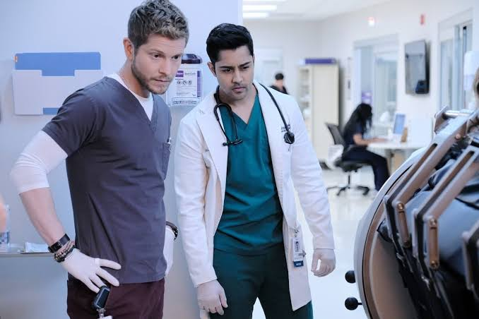 The Resident Season 2 Episode 18