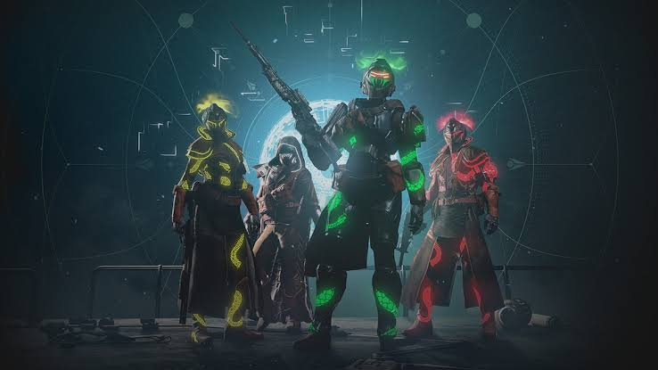 Destiny 2 Season 6