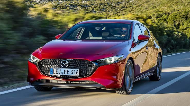 Mazda 3 update