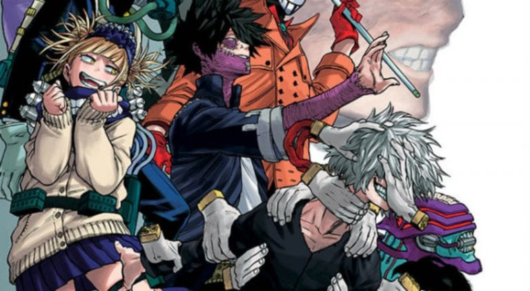 My Hero Academia Chapter 220 Release Date