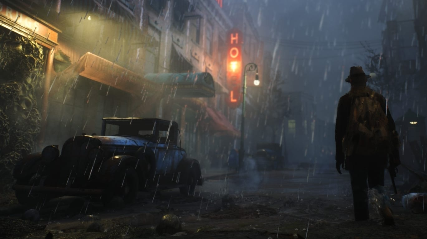 The Sinking City now surfacing in June