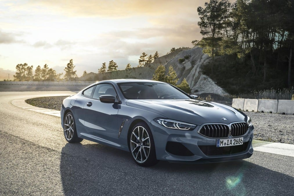 BMW M8 Release