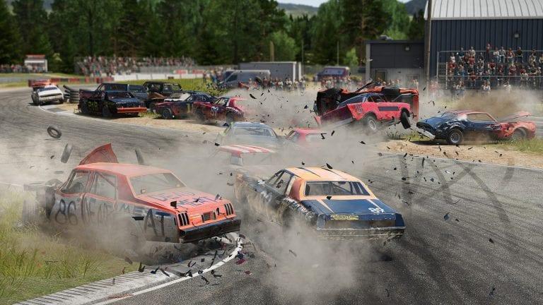 Wreckfest PS4 Release Date