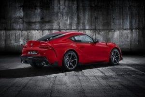 Toyota Supra 2019 price