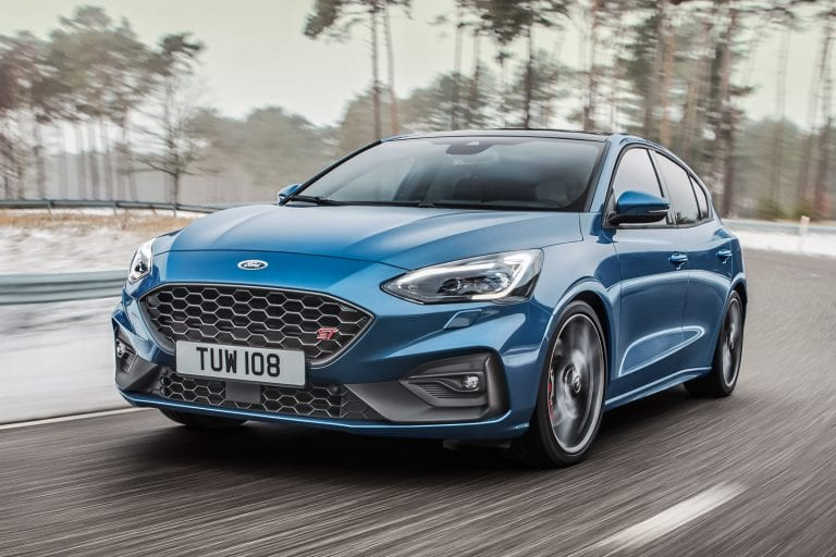 2019 Focus ST specifications