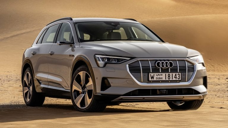 Audi E Tron specifications