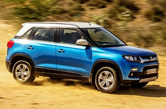 Maruti Vitara Brezza Petrol specifications