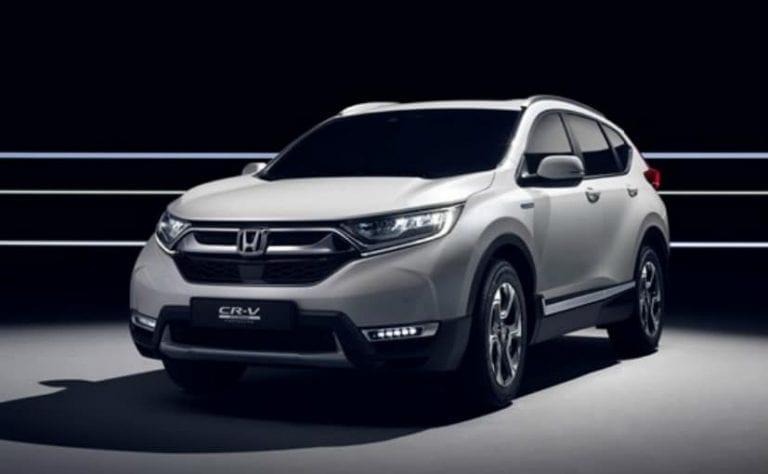 Honda CRV 2020 Release Date