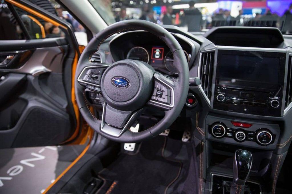 2020 Subaru Crosstrek update