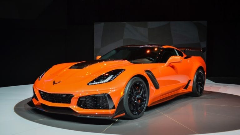 Mid Engine Corvette specifications