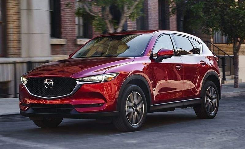 Mazda Cx 5 2020 Release Date