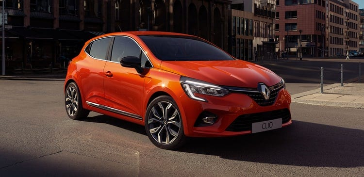 Renault Clio 2019 specifications