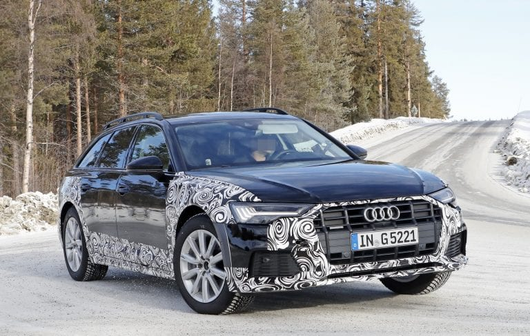 Audi A6 AllRoad 2019 specifications