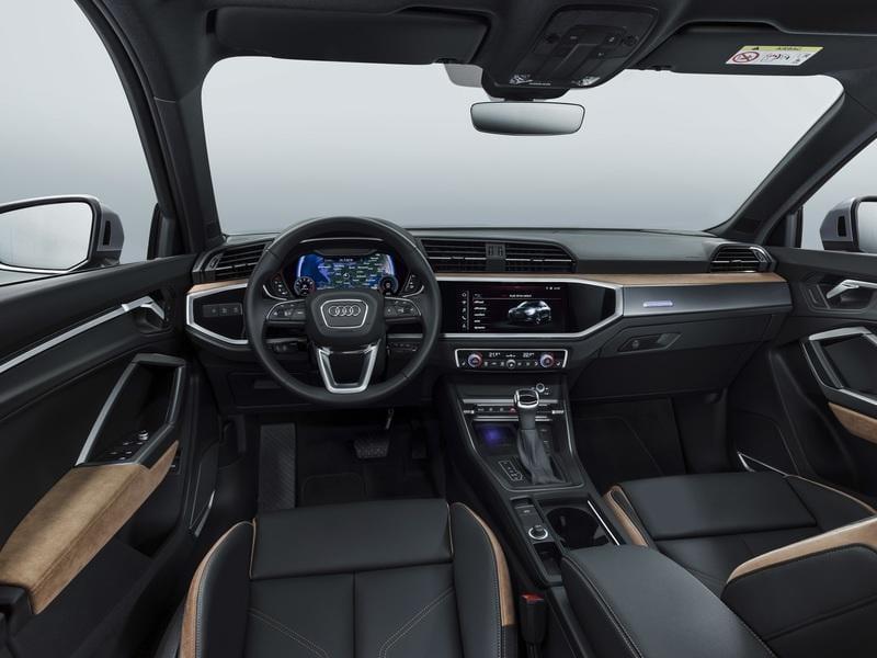 2019 Audi Q3 USA update