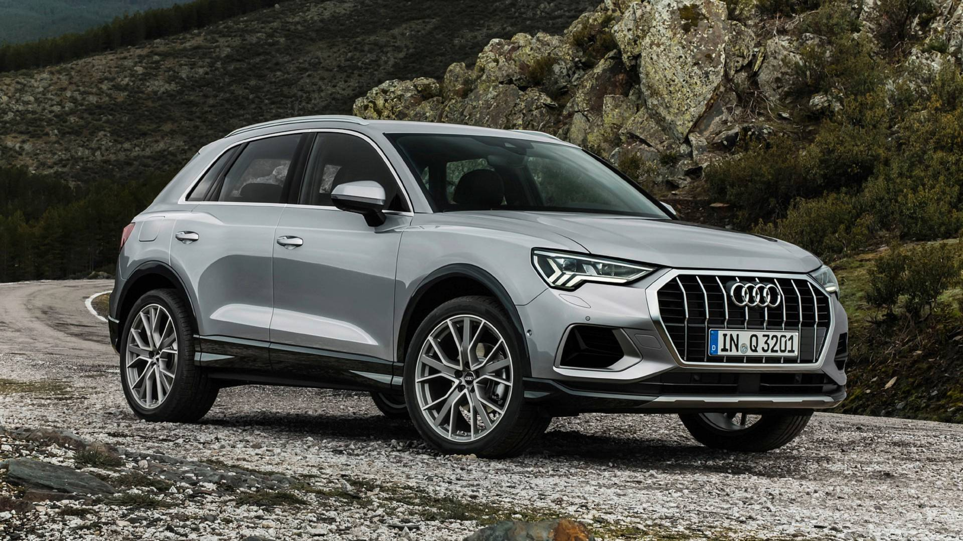 2019 Audi Q3 USA specifications